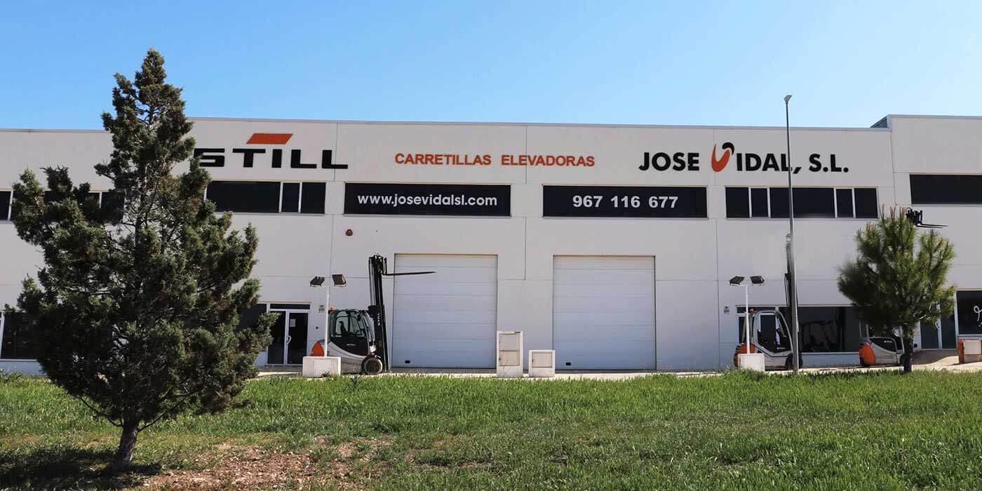 Instalaciones JOSE VIDAL SLU en Albacete