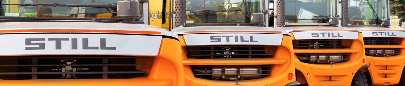 Carretilla diesel STILL RX70