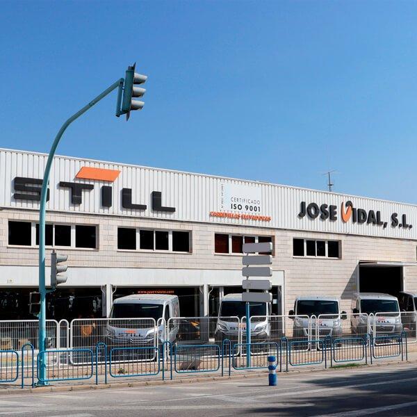 Instalaciones JOSE VIDAL SLU en Novelda Alicante