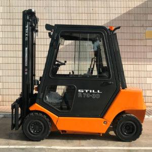 Carretilla diesel STILL